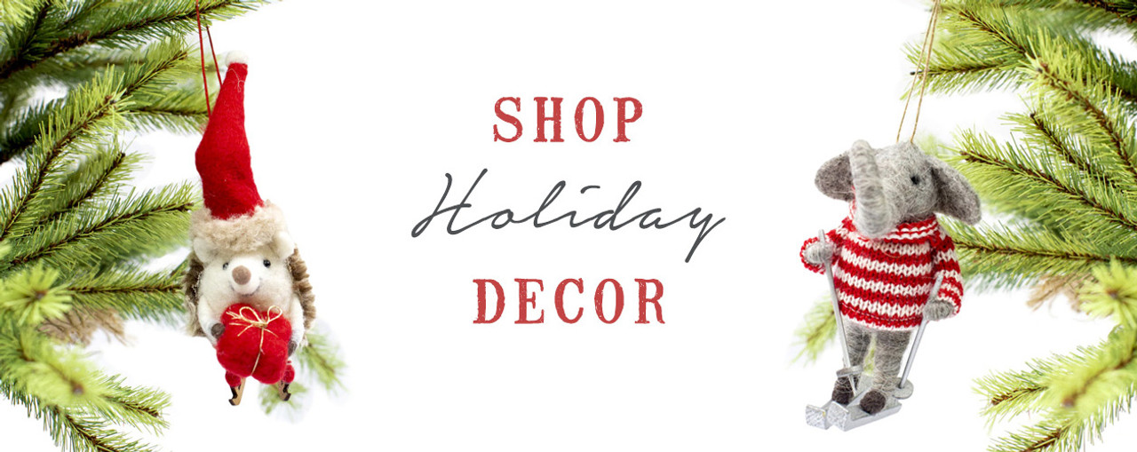 Shop Holiday Decor!