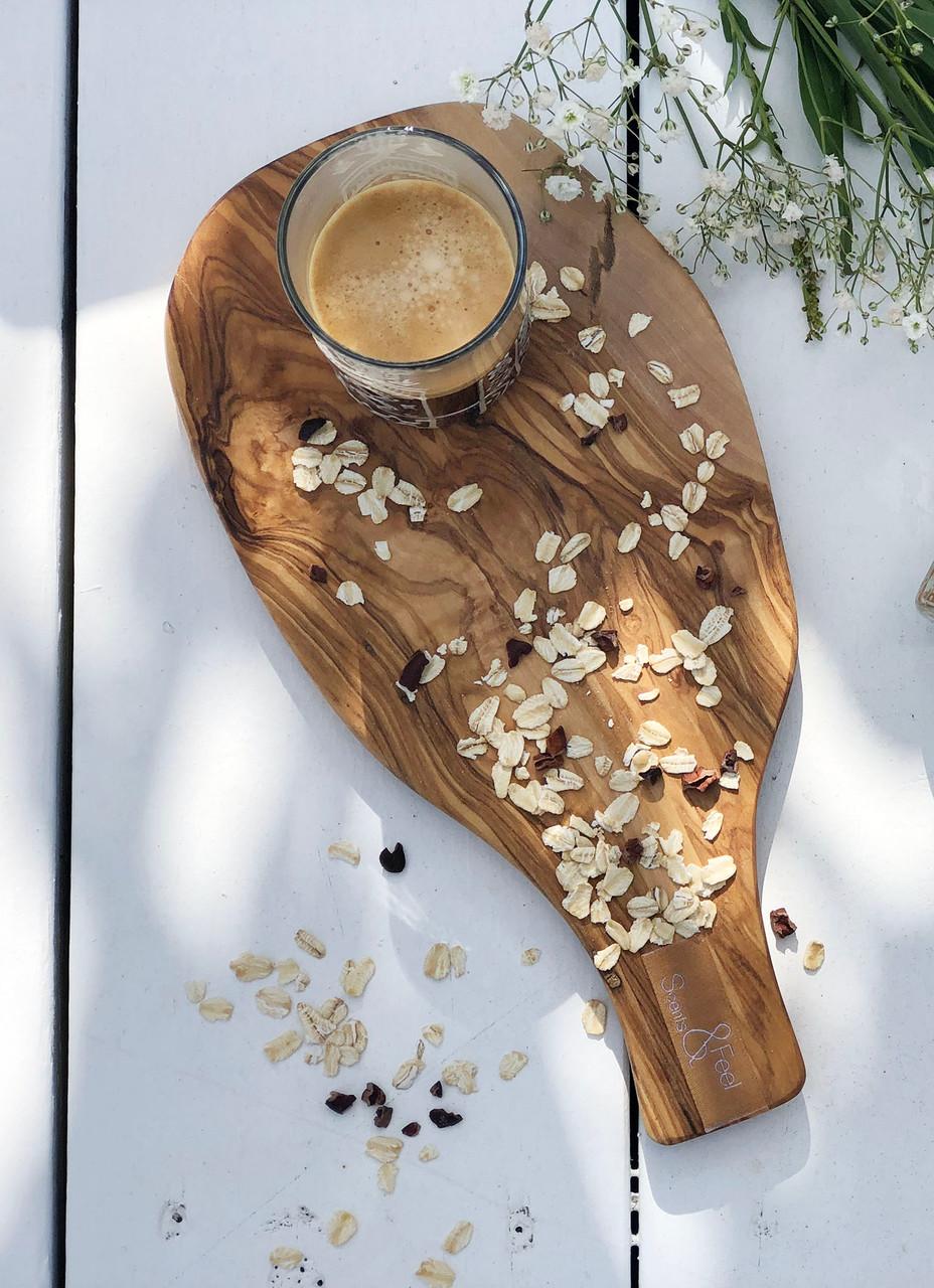 Olive Wood Pear Shape Board