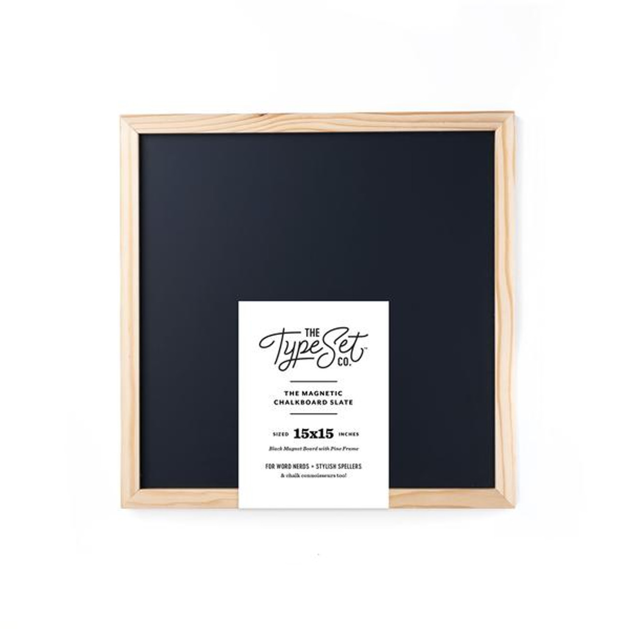 The Type Set Co letter board