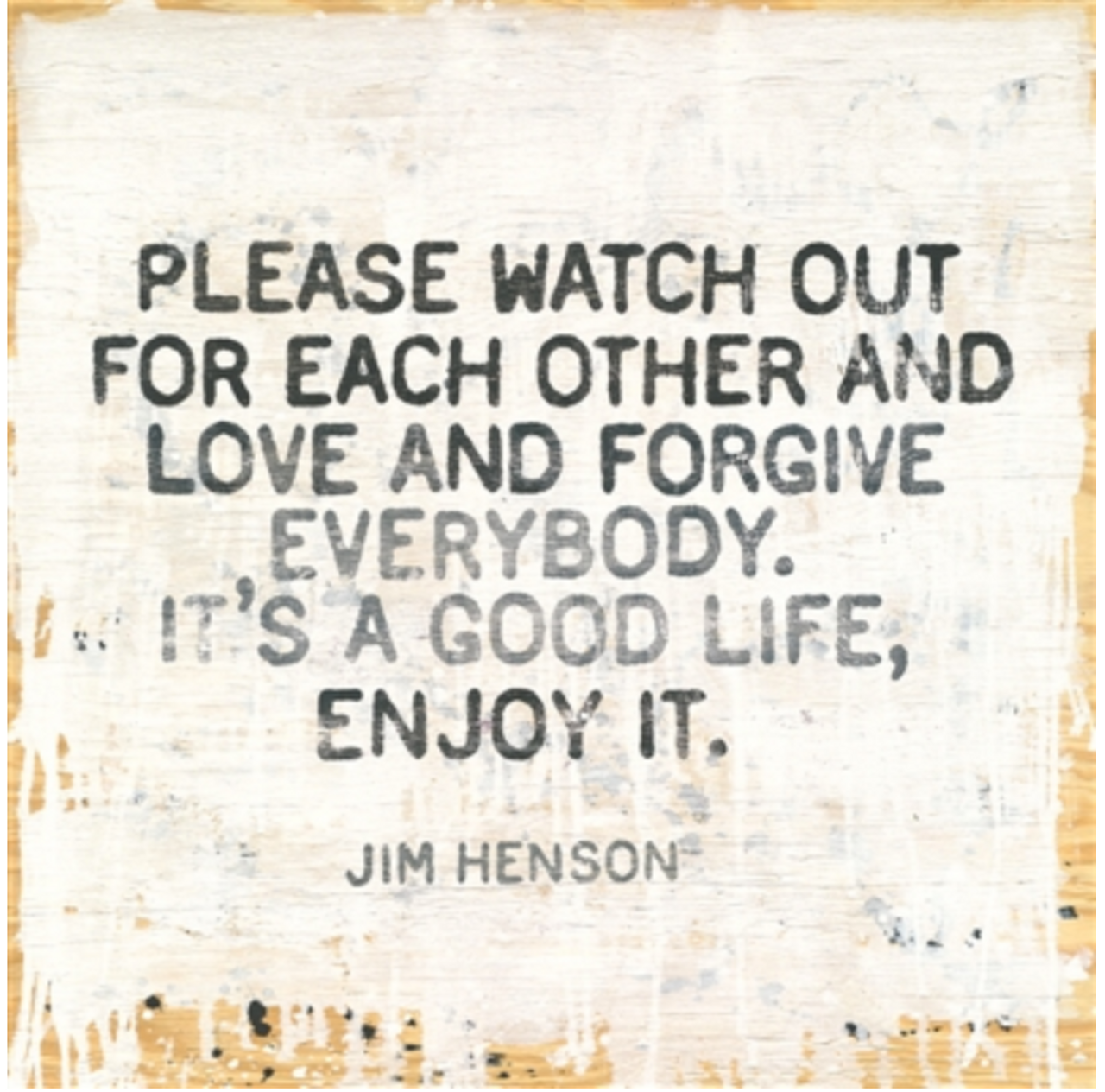 jim henson art print with gallery wrap frame