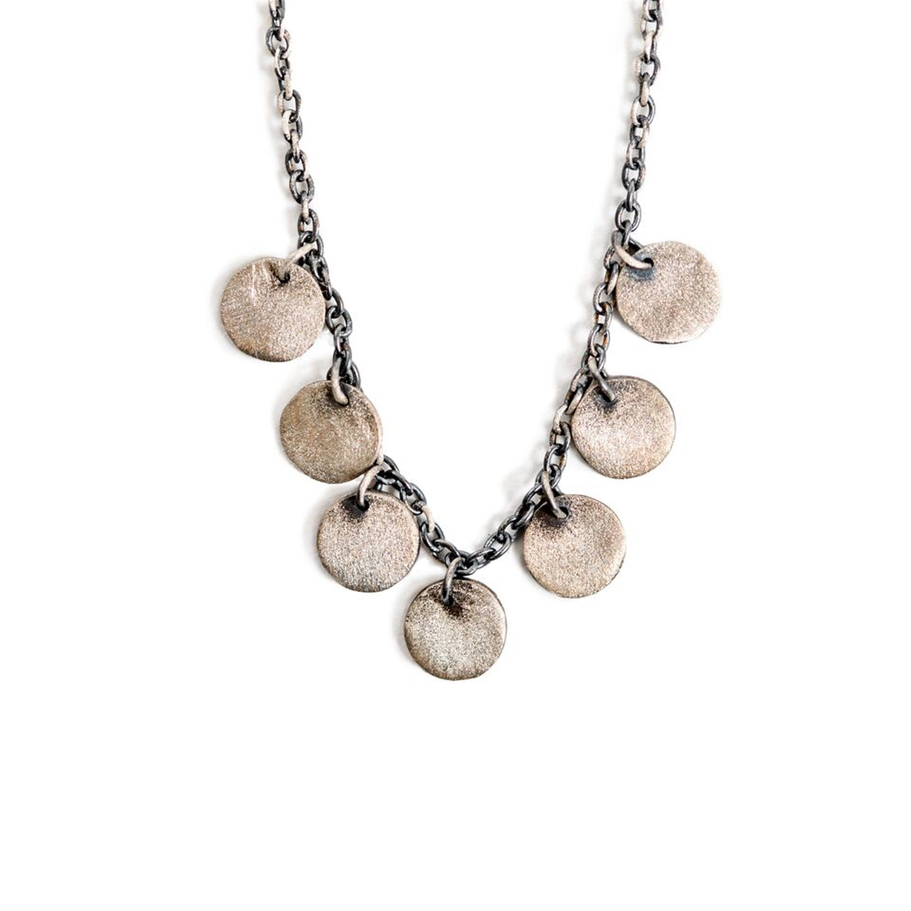 Coin Necklace #4