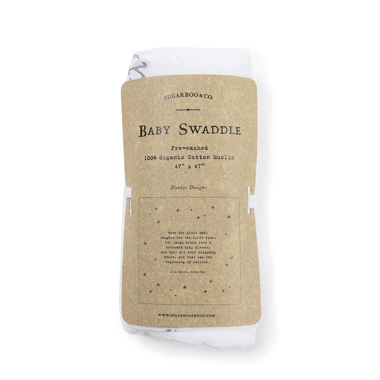 baby swaddle - when the first baby laughed
