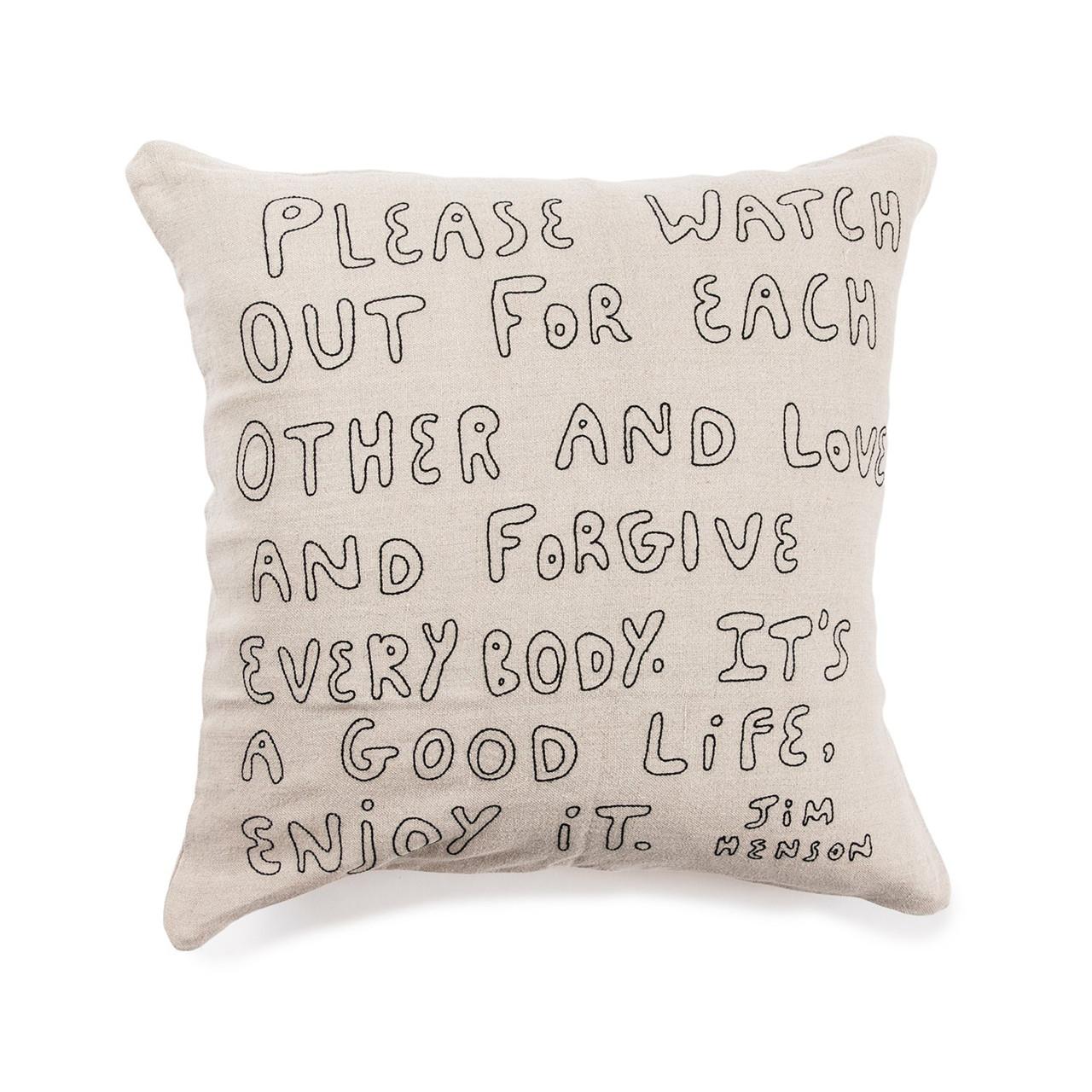jim henson pillow