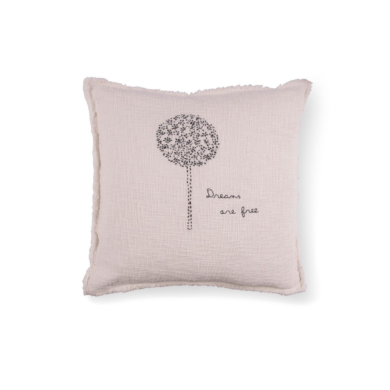 Dreams Are Free Pillow