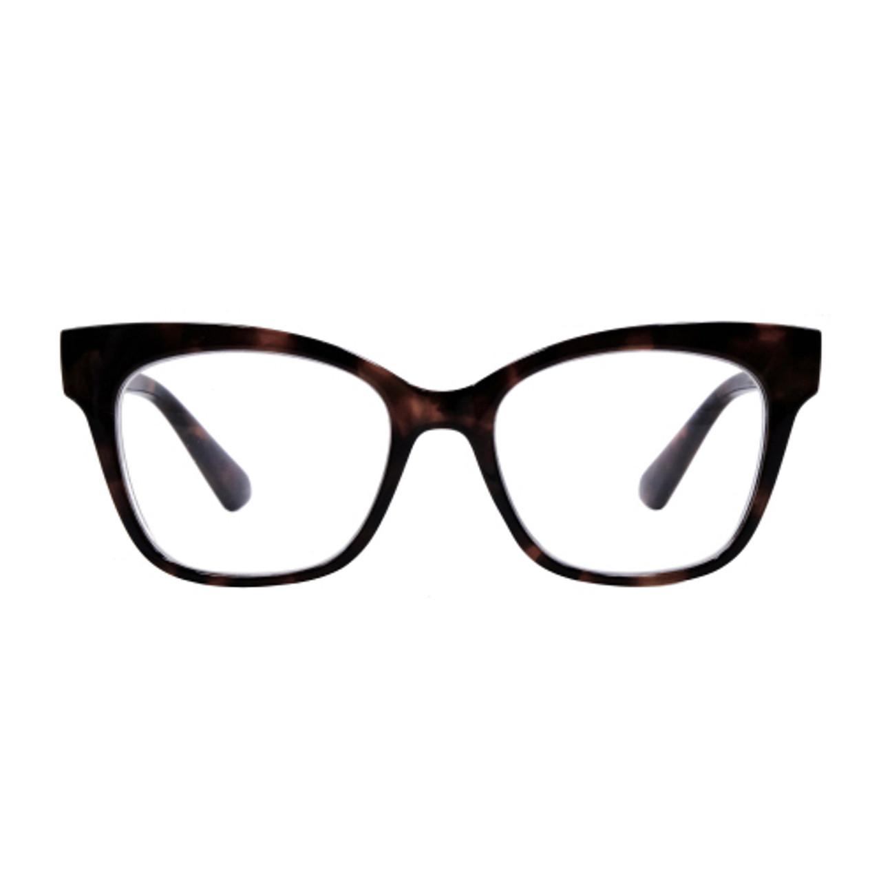 Computer Glasses - Kat Tortoise Assorted Power