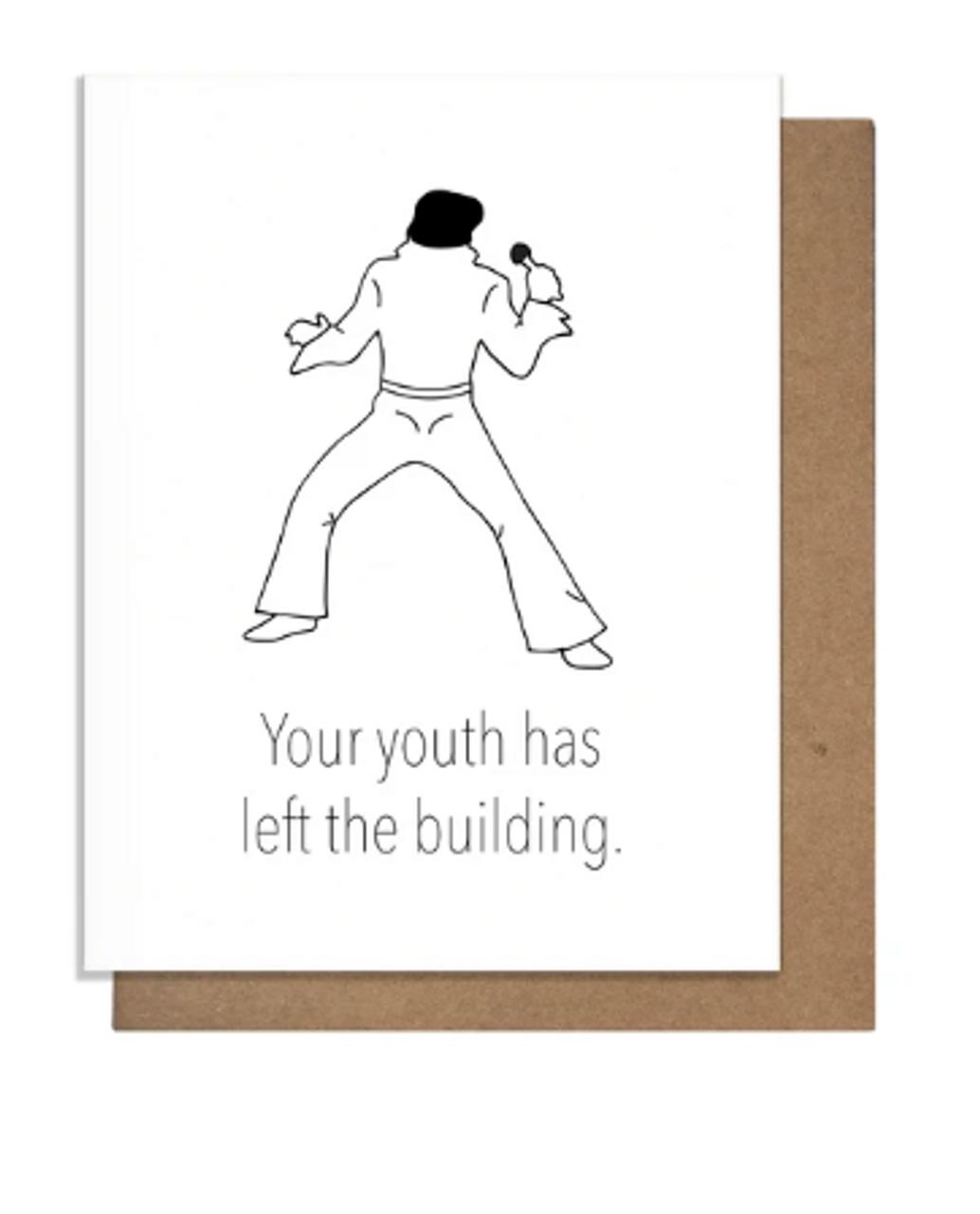 Card: Elvis Birthday