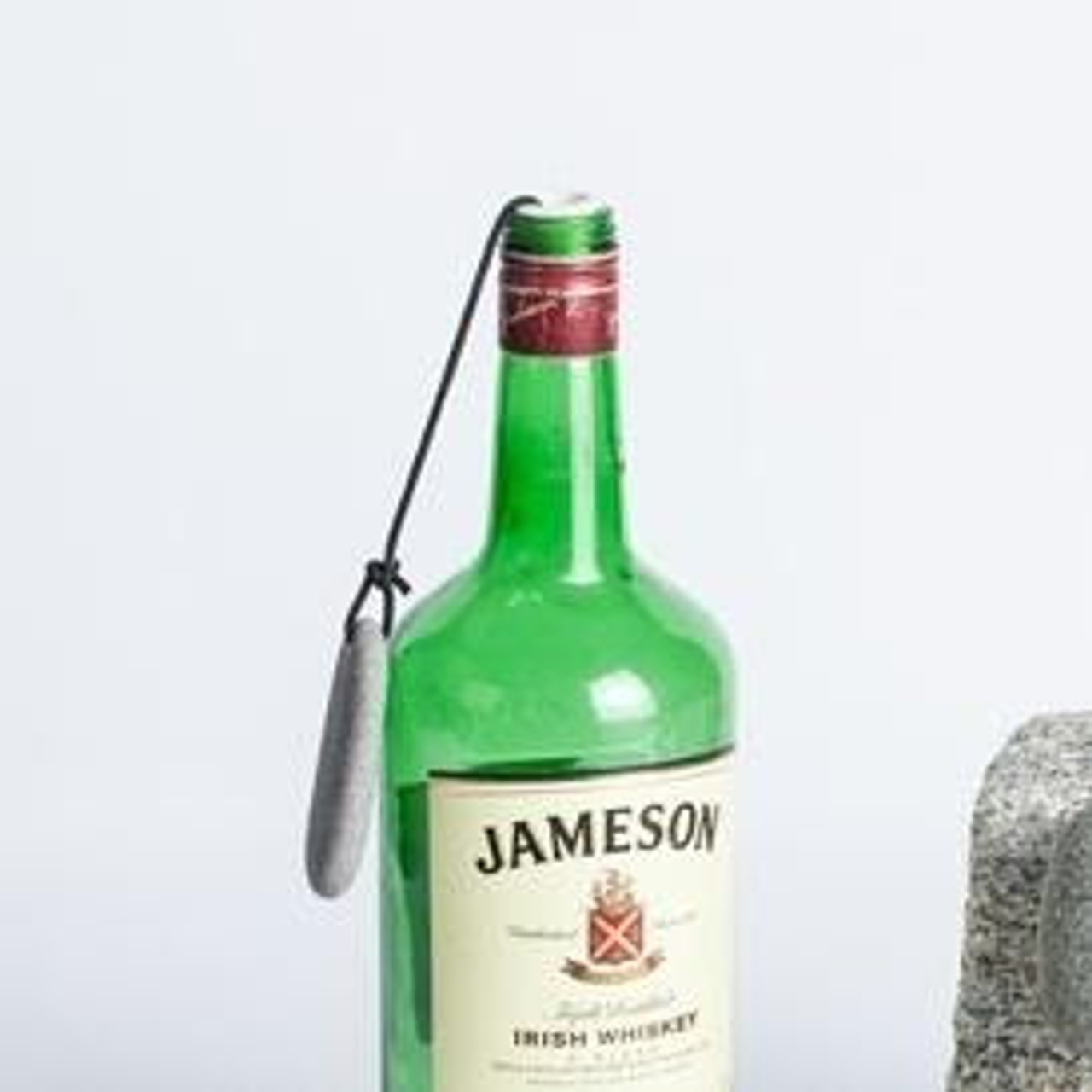 Dispenser Stopper in bottle