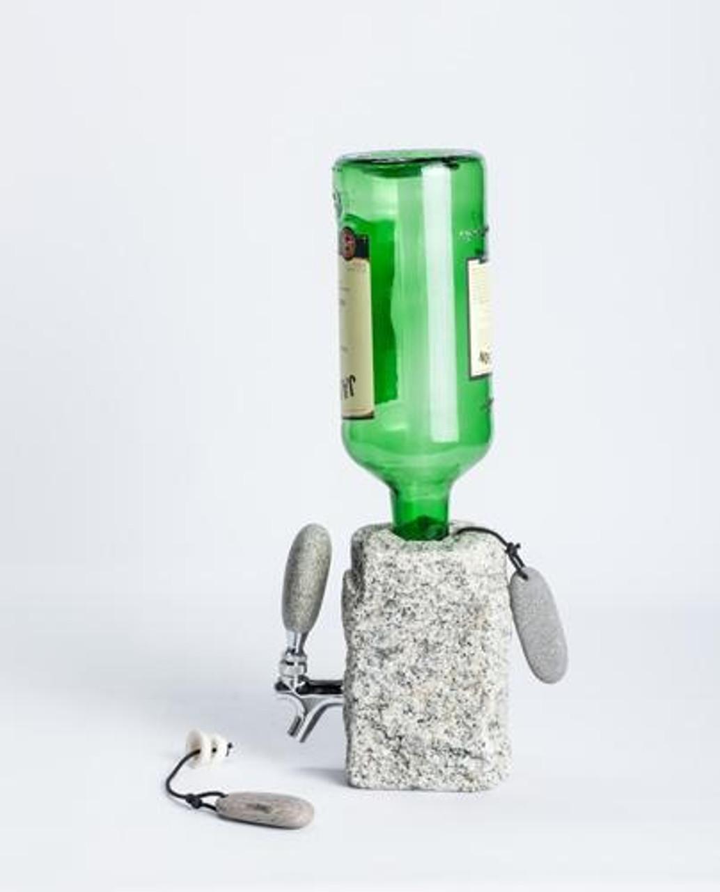 Dispenser Stopper in beverage dispenser