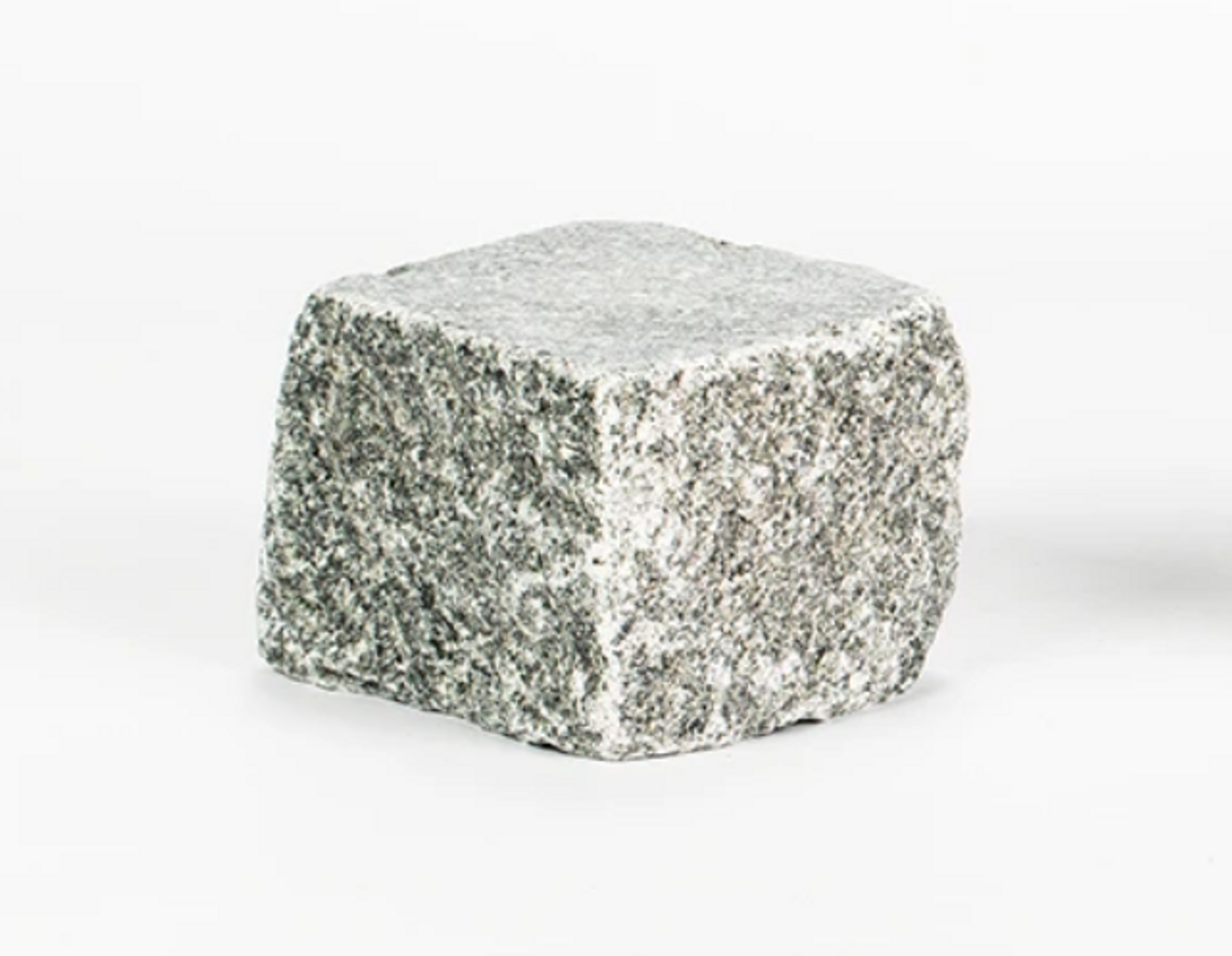 Short Cobble Stand - Grey