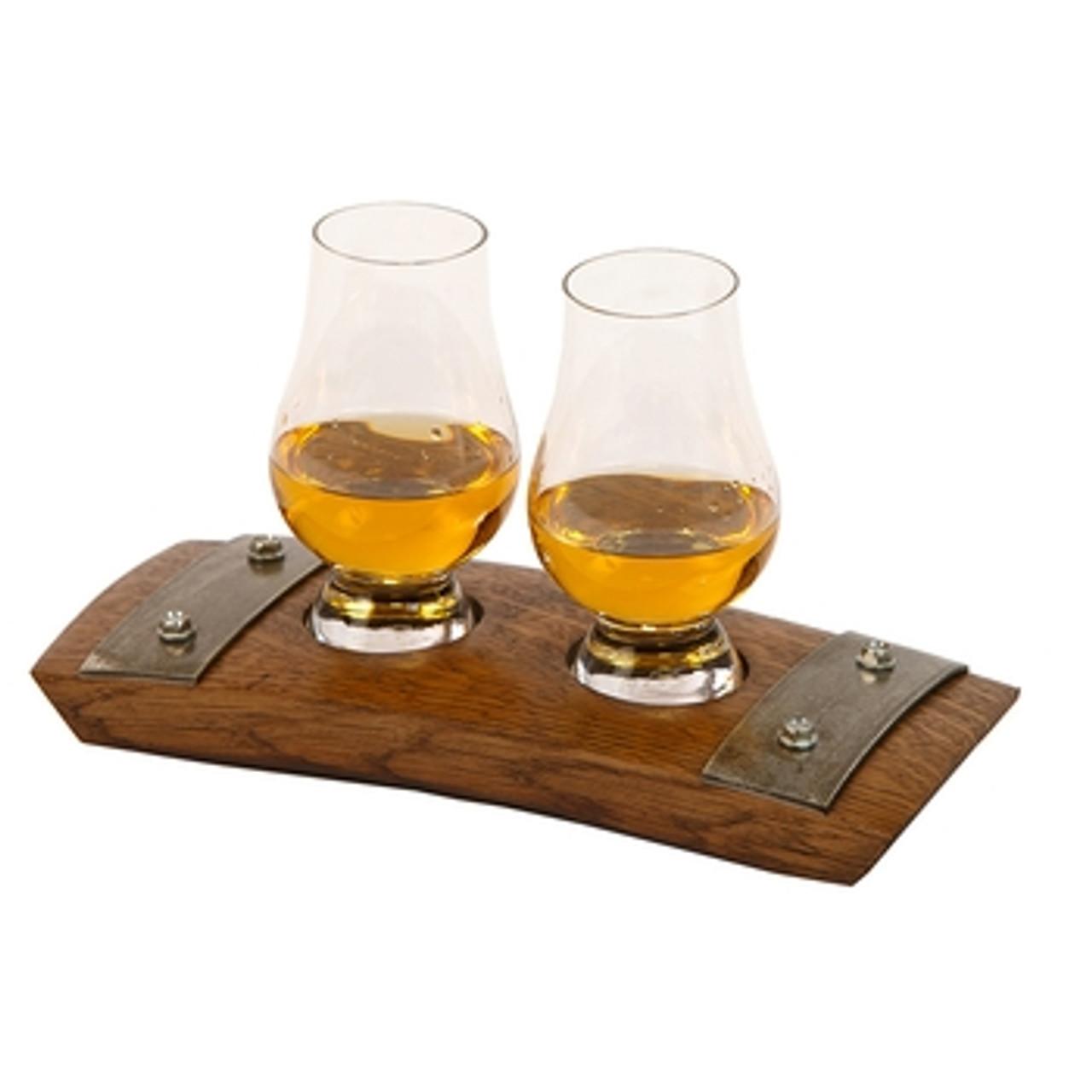 USA Double Glencairn Whiskey Set