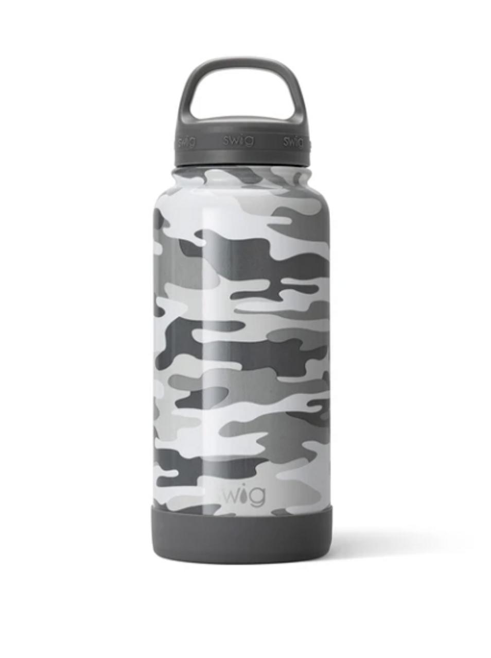 Incognito Camo - Swig Bottle (30oz)