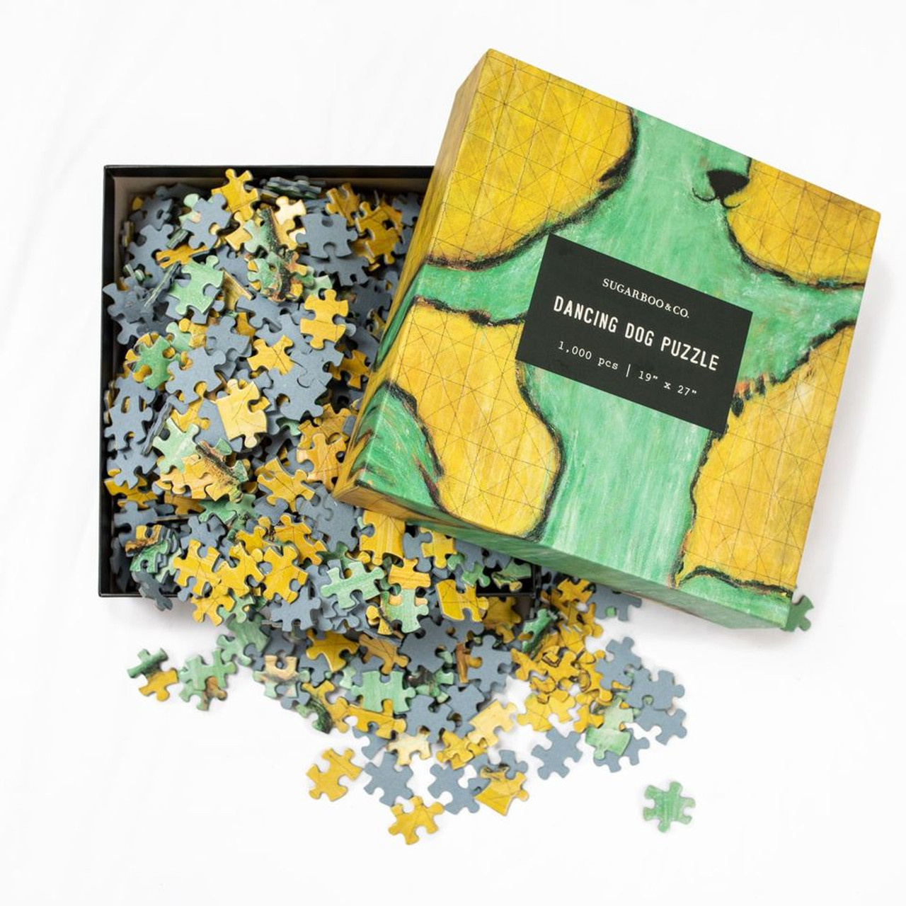 Dancing Dog Puzzle (1,000pcs)