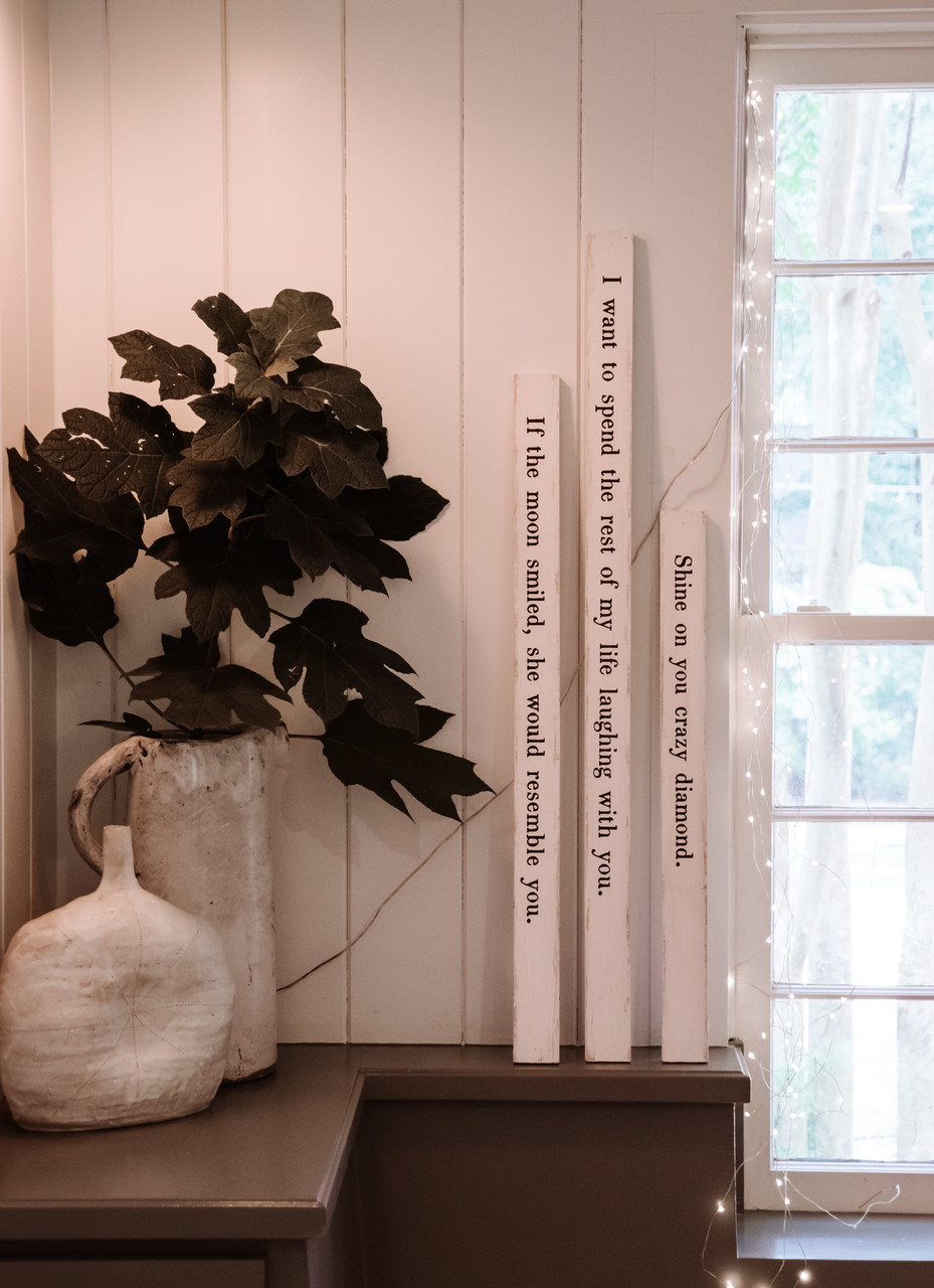 Sugarboo Poetry Sticks - pick from 21 quotes
