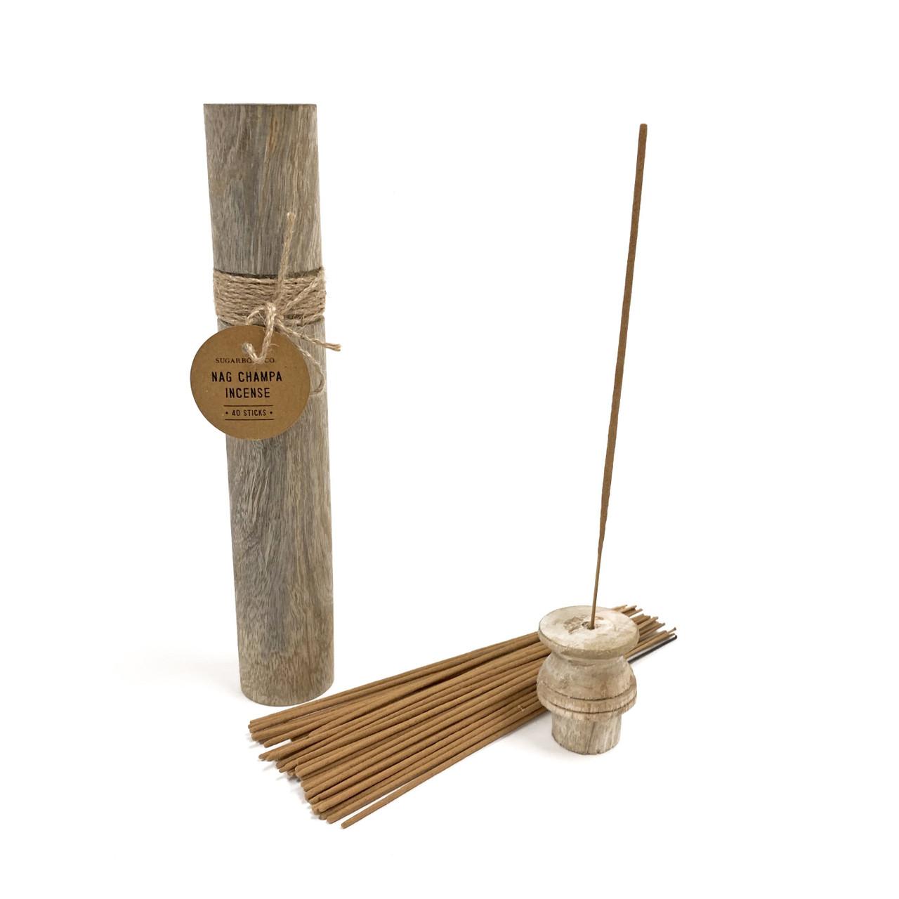 Nag Champa Incense 40 Sticks