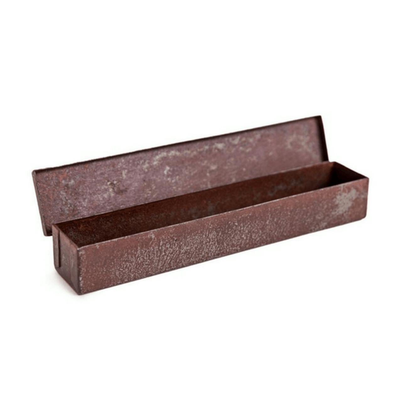 iron pencil box