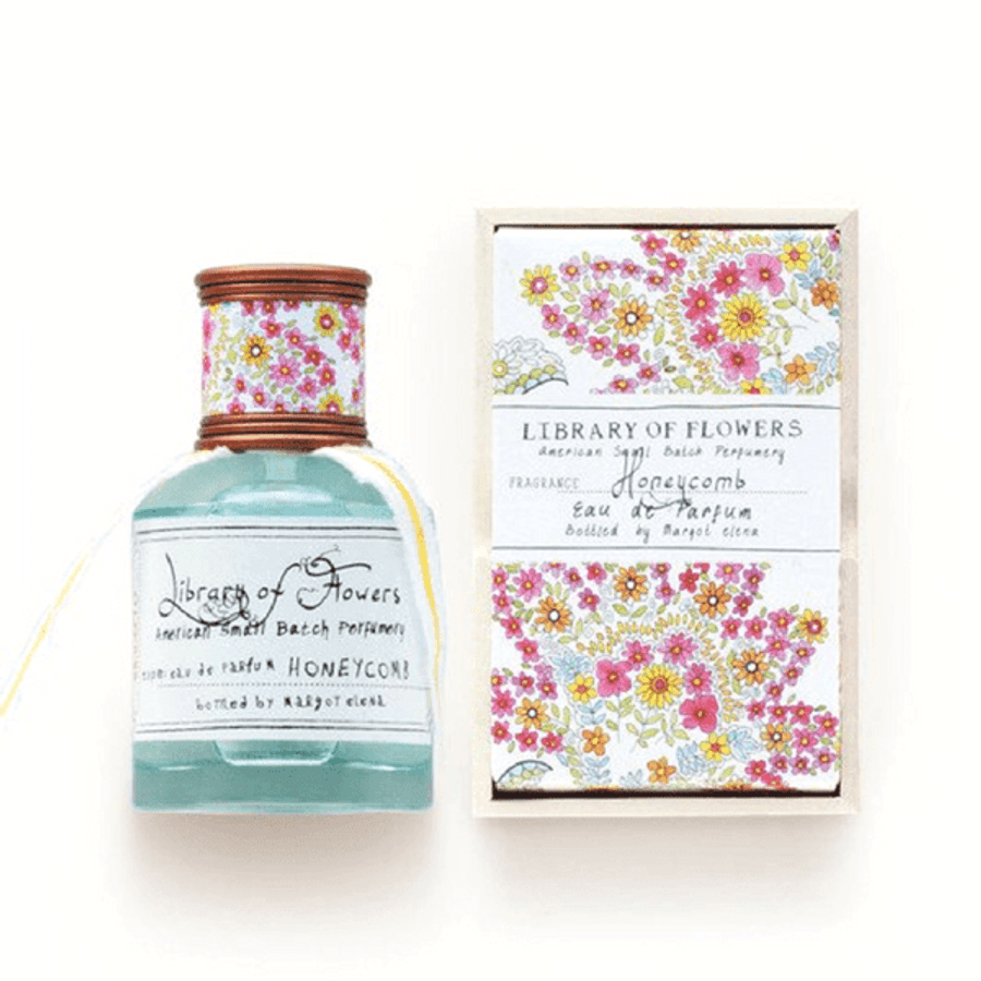 honeycomb perfume