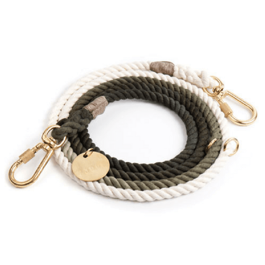Olive Ombre Leash