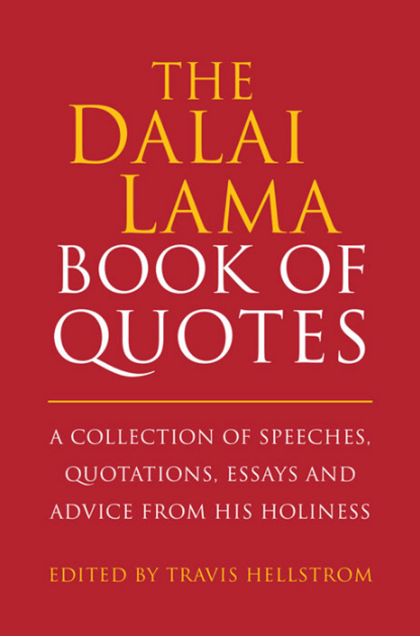 red book cover with the title of the book in yellow and white font