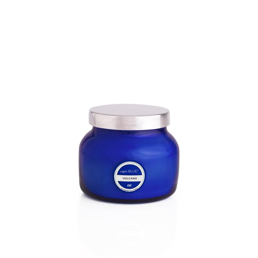 Volcano Blue Petite Jar