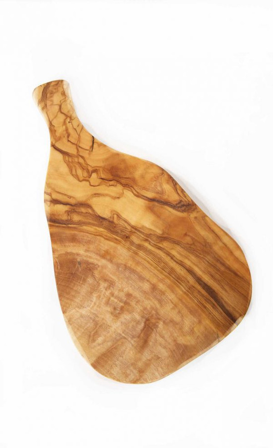 Olive Wood Pear Shape Board