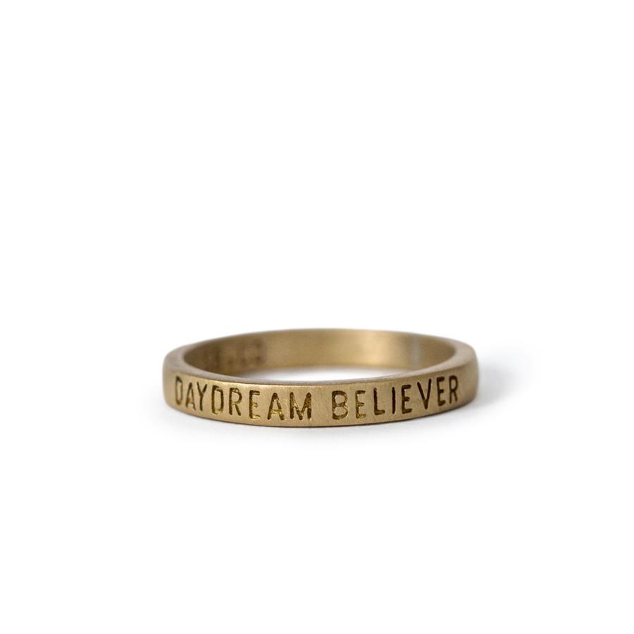brass ring - daydream believer