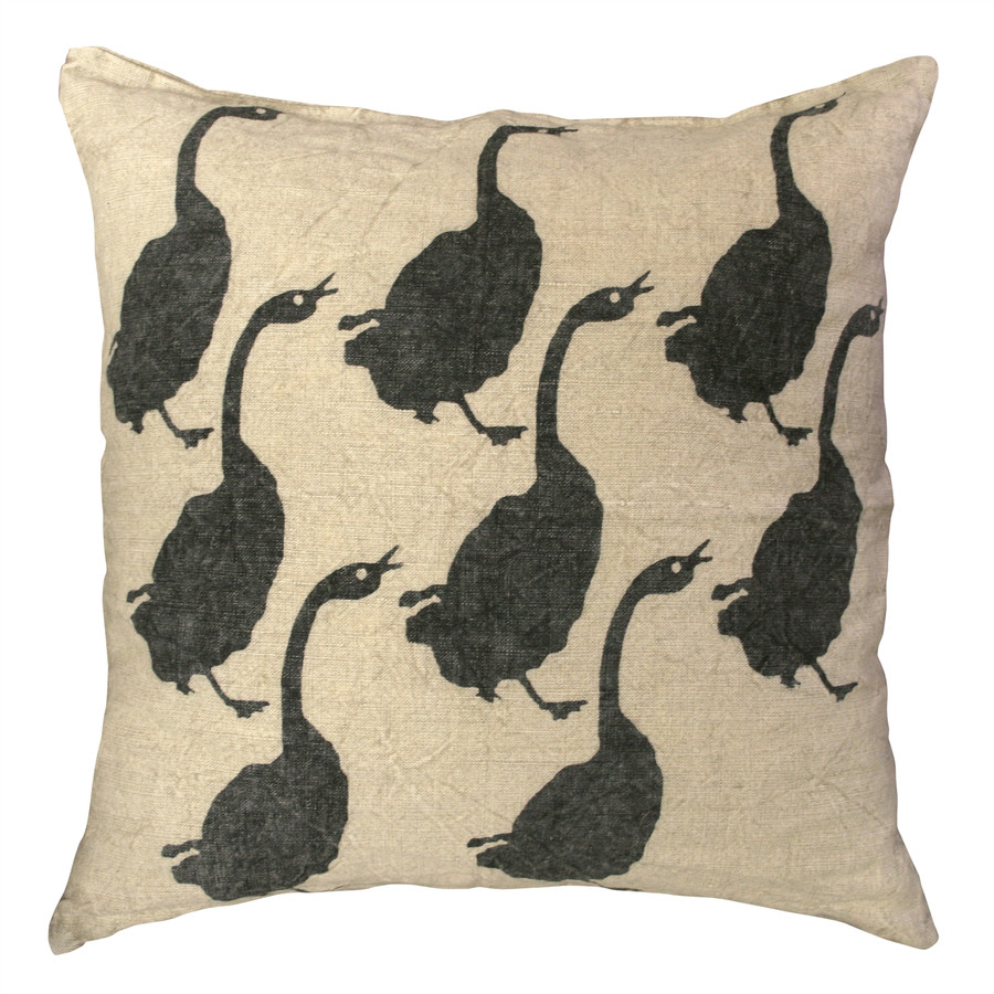 geese sugarboo pillow