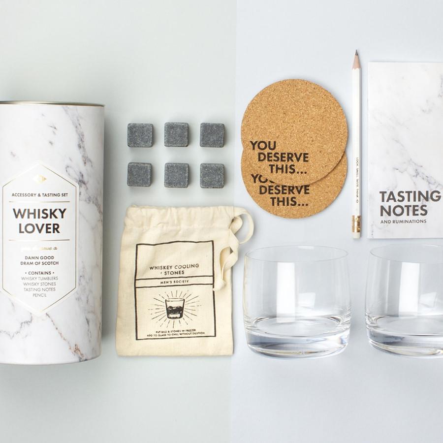 whisky lover's kit