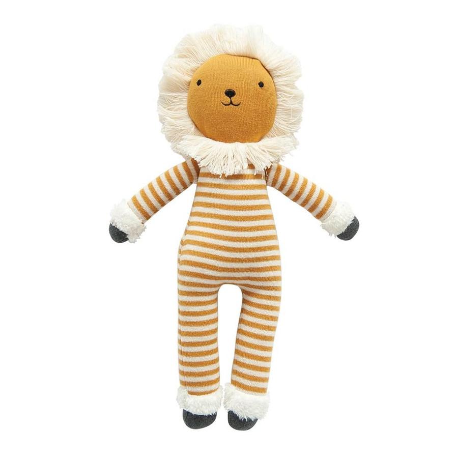 cotton knit lion