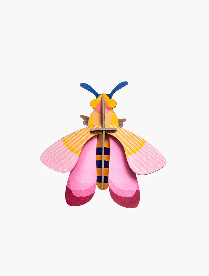 studio roof - pink bee