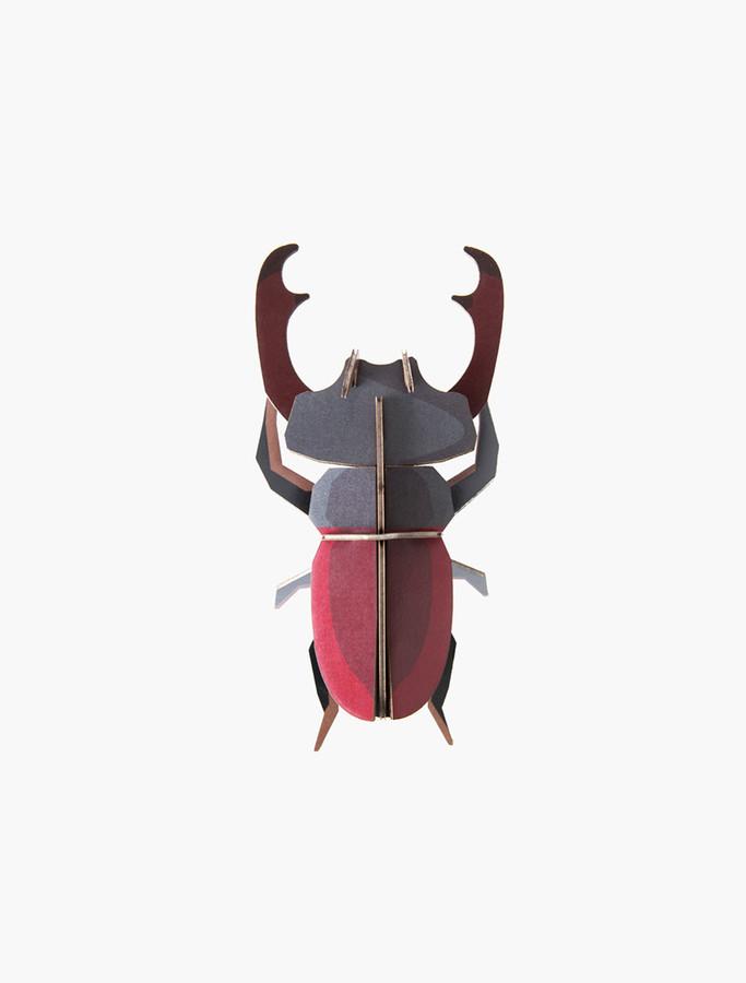 studio roof stag beetle