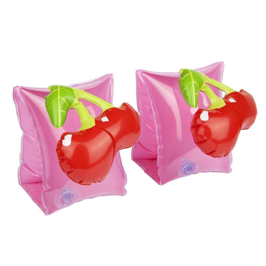 sunnylife cherry arm band floaties