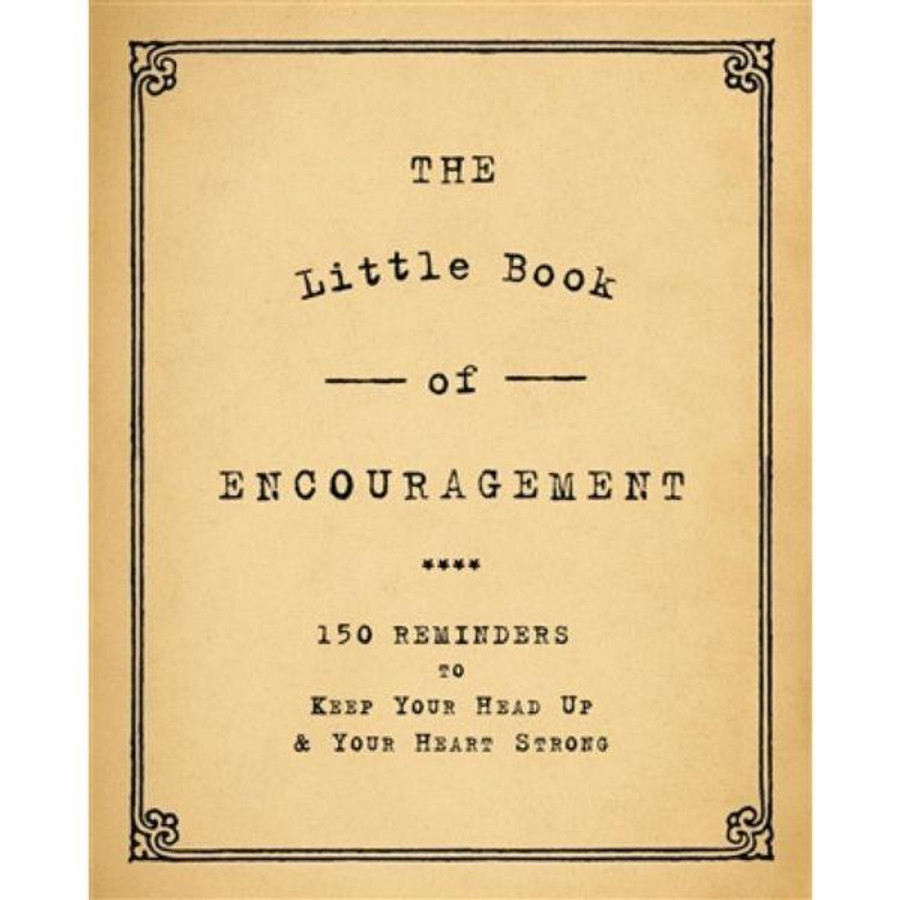 encouragement book