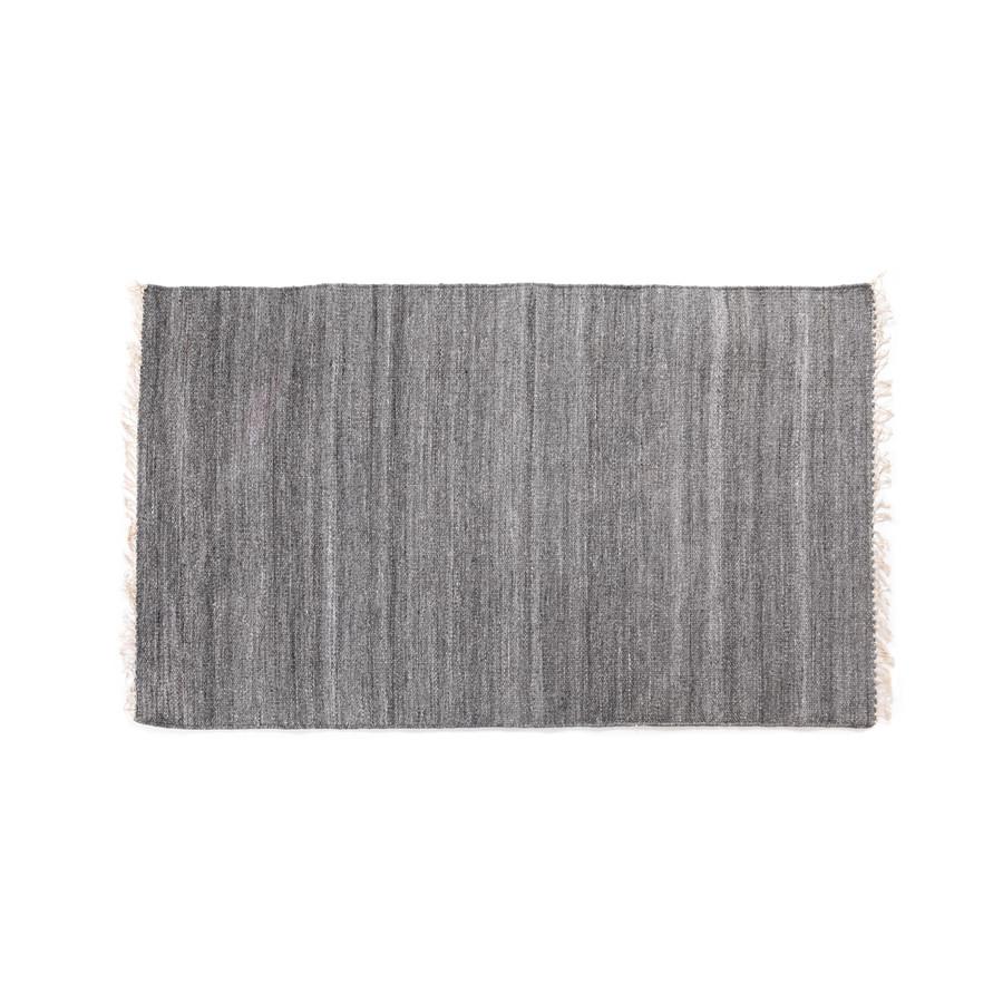 grey ombre rug