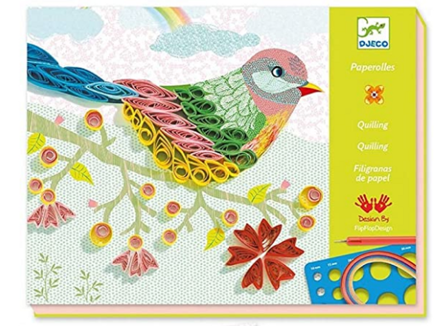 Le Grand Artist - Quilling Spiral Seasons