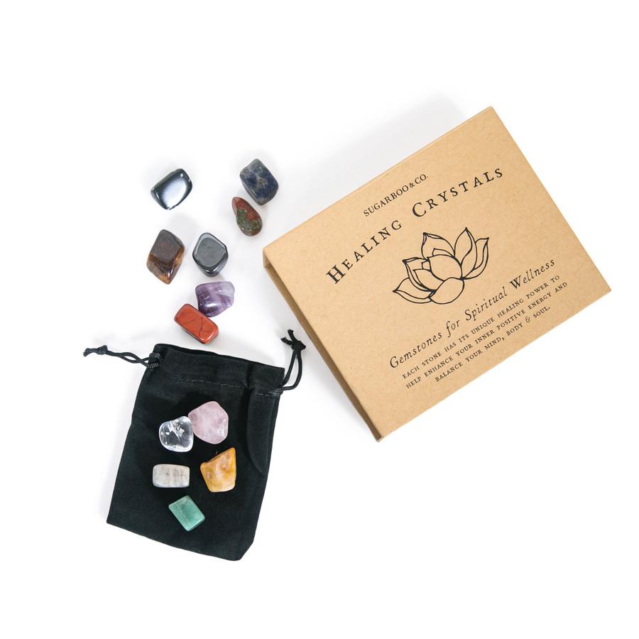 Healing Crystals Box Set