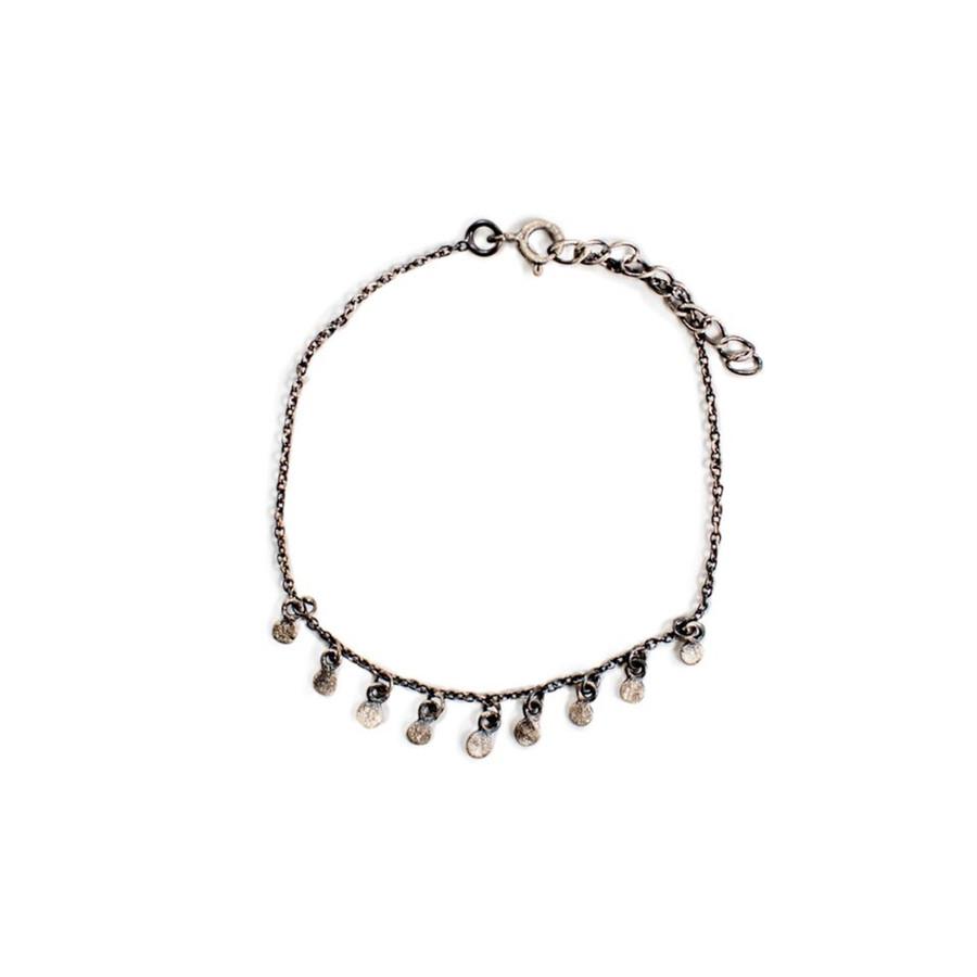 Mini coin bracelet