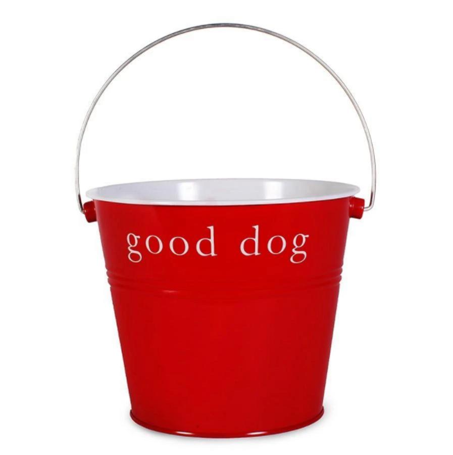 harry barker good dog bucket