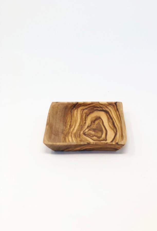 Olive Wood Square Dish
