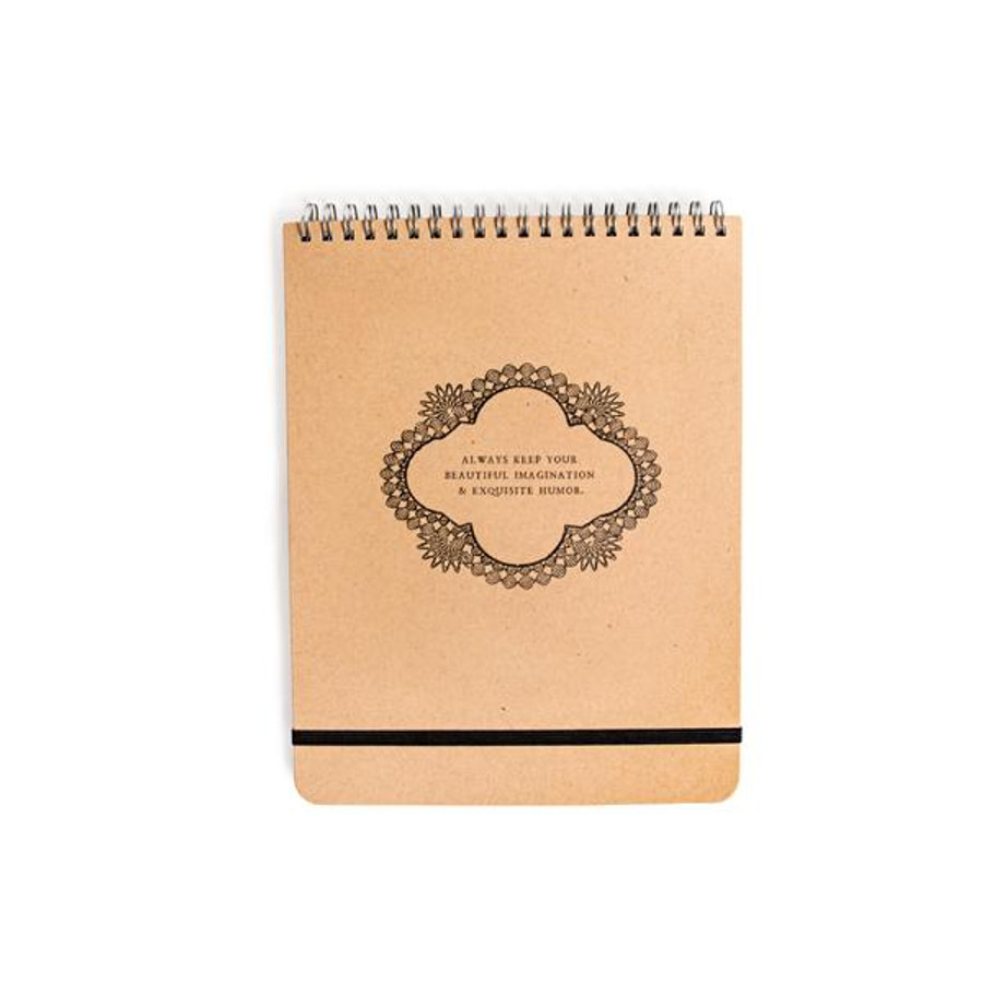 always keep - spiral notebooks