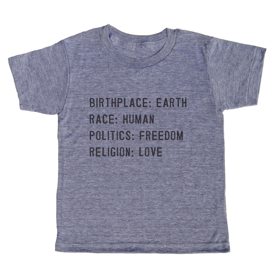 Birthplace T-shirt