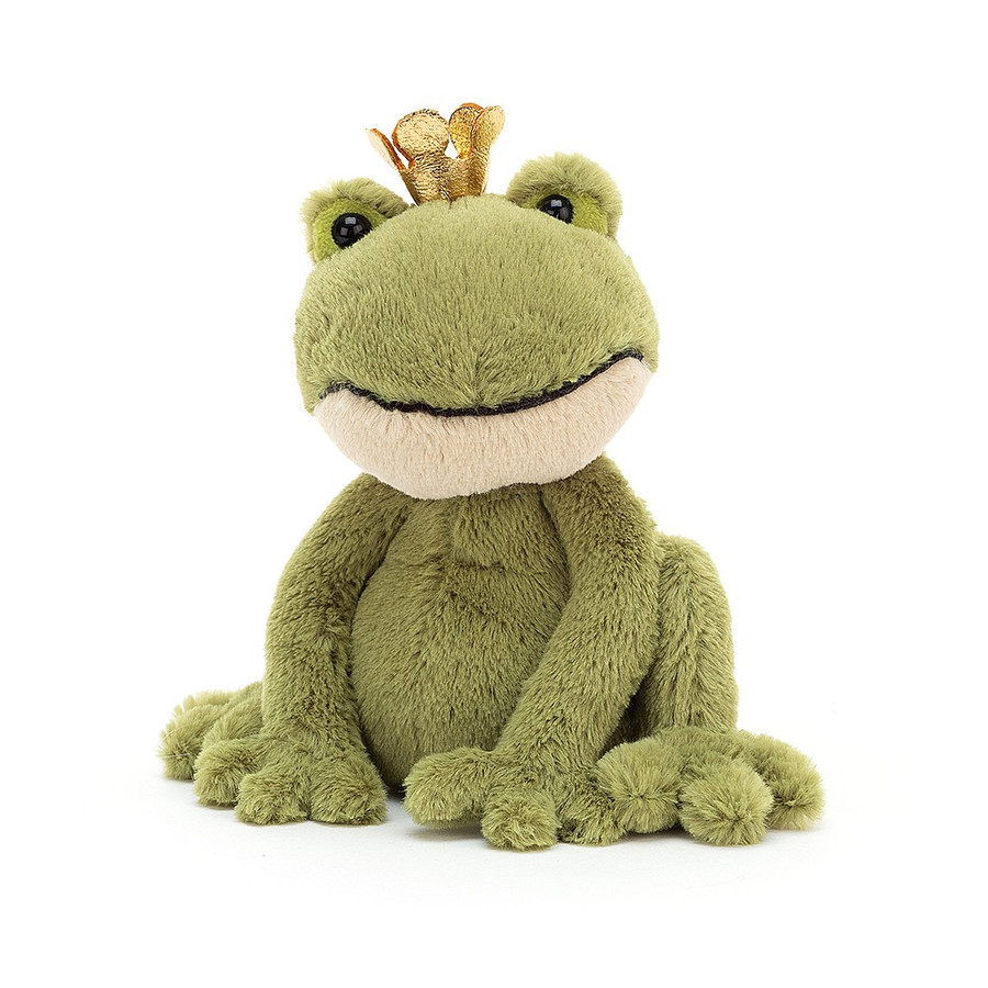Felipe Frog Prince Small