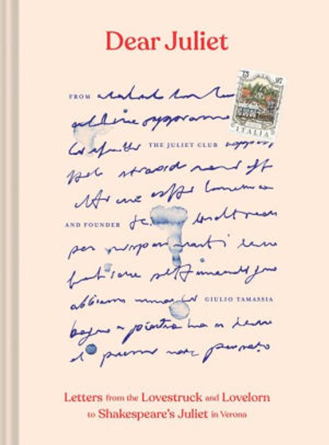 Dear Juliet book cover
