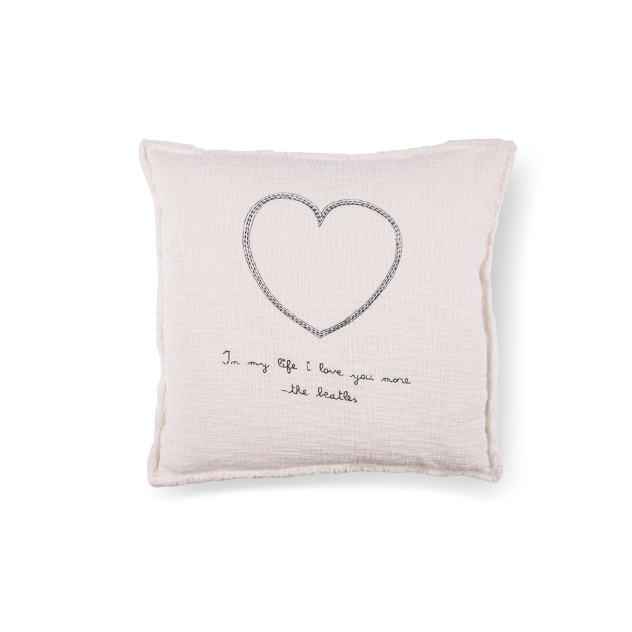 In My Life - The Beatles Pillow