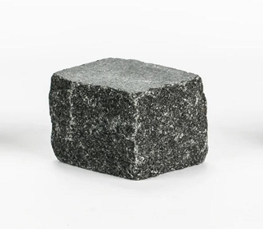 Short Cobble Stand - Black