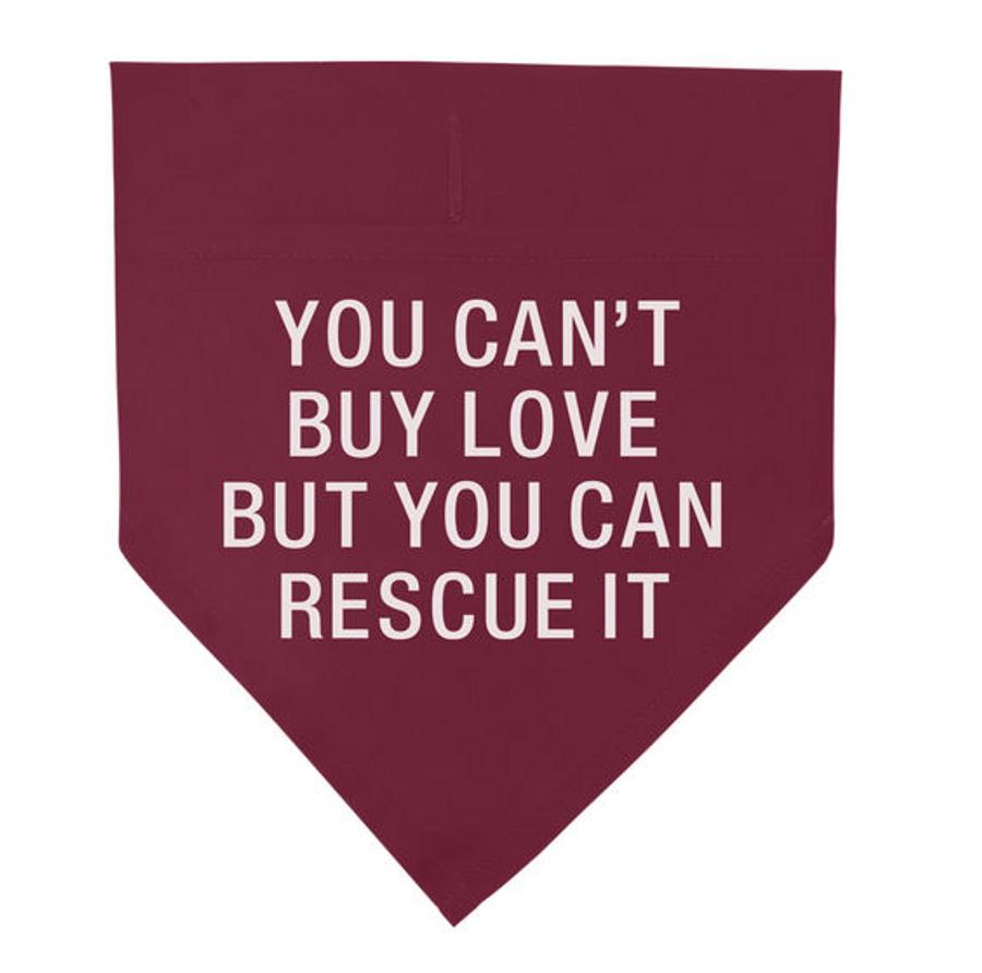 But You Can Rescue It Bandana L/XL