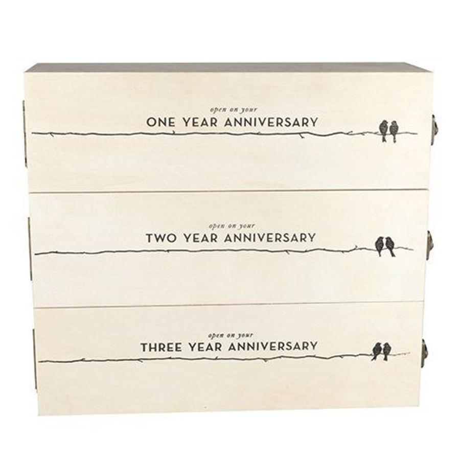 Boulevard - Newlywed's Anniversary Wine Box