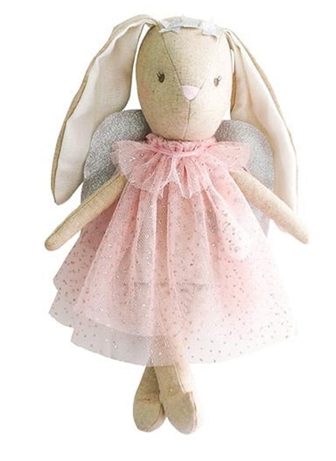 Mini Angel Bunny - Pink