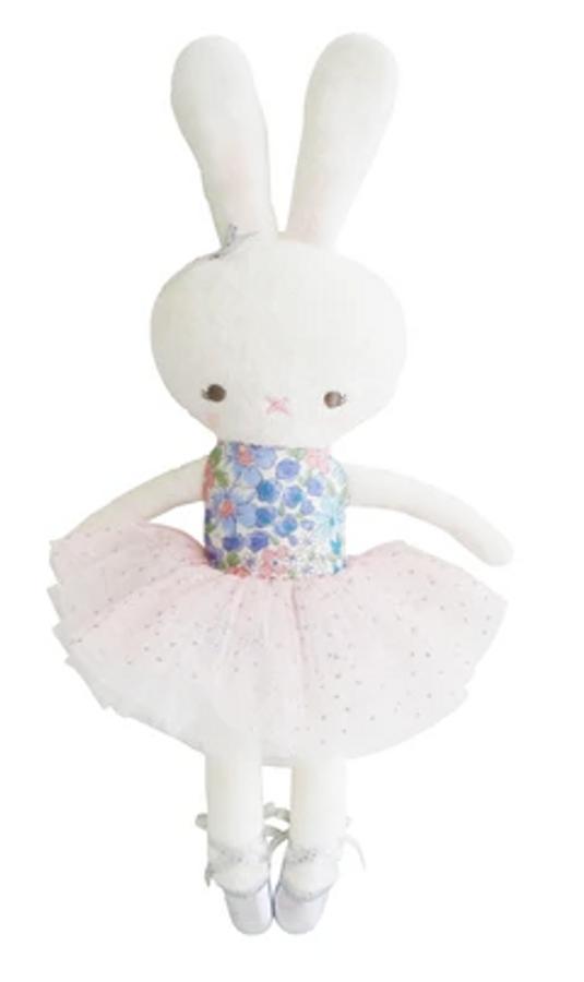 Hannah Ballerina Bunny - Liberty Blue