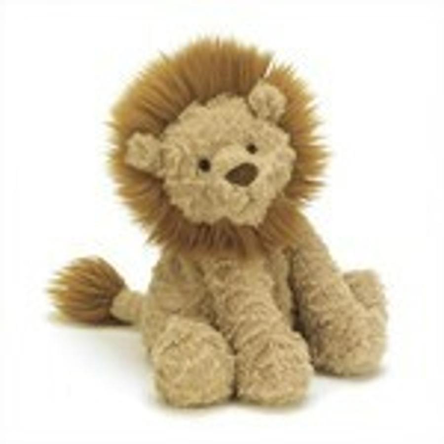 Fuddlewuddle Lion Jelly Cat JC-FW6LN