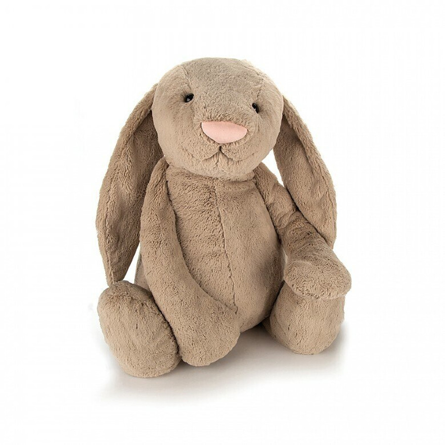 Bashful Beige Bunny - Pick from 3 sizes Jelly Cat